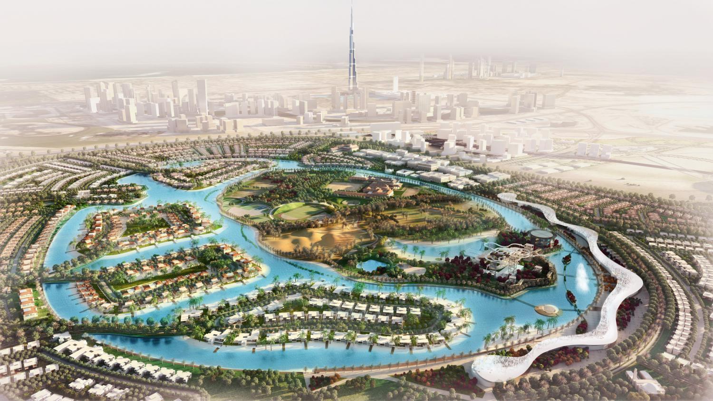 Dubai maisa jar for Hotel dubai design district